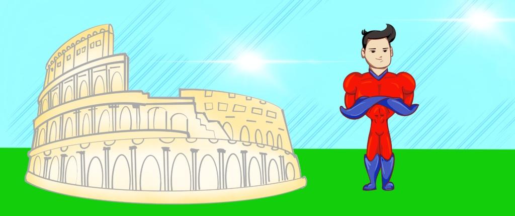 noleggio di gonfiabili a roma e in tutto il lazio