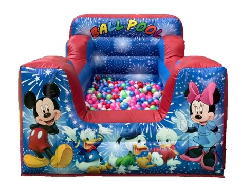 gonfiabile baby ball pool