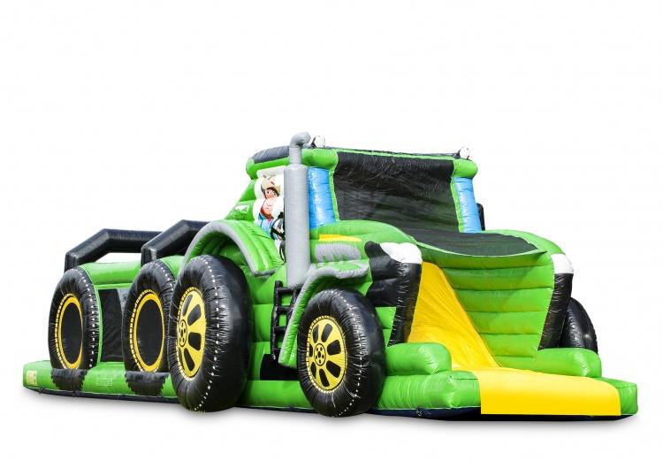 Gonfiabile combinato trattore